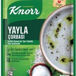 Knorr Klasik Çorba Yayla 70 Gr
