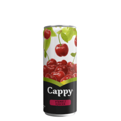 CAPPY VİŞNE 330 ML