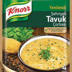 Knorr Şehriyeli Tavuk Çorbası 76gr