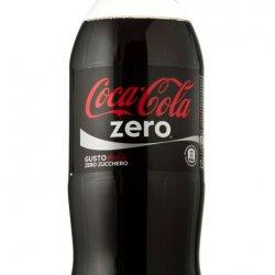 Coca Cola Zero Şekersiz 1 Lt