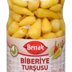 BERRAK BİBERİYE TURŞUSU 340 GR