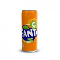 FANTA PORTAKAL 330 ML