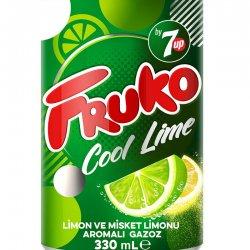 FRUKO COOL LİME 330 ML