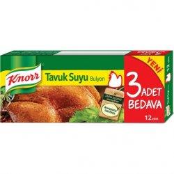 Knorr Tavuk Bulyon 120 Gr