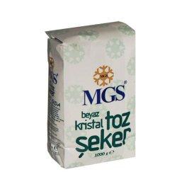 MGS Paket Toz Şeker 1 Kg
