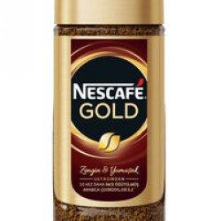 NESCAFE GOLD KAVANOZ 100 GR