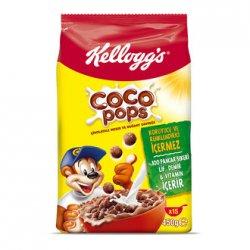 ÜLKER KELLOGS COCO POPS TOPLARI 450 GR.